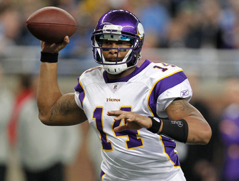 QB Joe Webb - Minnesota Vikings