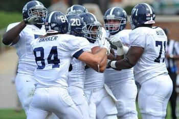 Georgia Southern Gathers Around Standout Freshman Running Back Dominique Swope