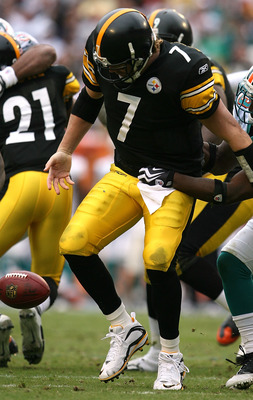 The Steelers can't afford to have Ben turn over the ball.