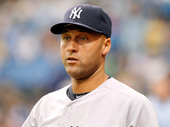 The Captain will have to step up to get the Yankees past the Rays