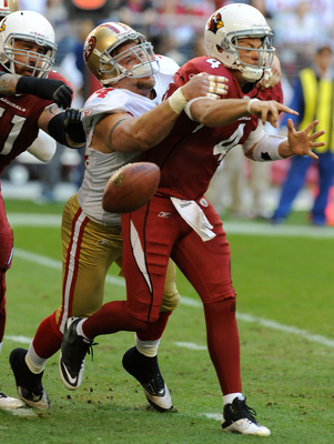 Kevin Kolb is one of many quarterback who should also be mentioned amongst the league's worst