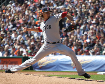 Clay Buchholz struggled on Sunday, and he will need to right the ship quickly before the Sox fall out of contention altogether.