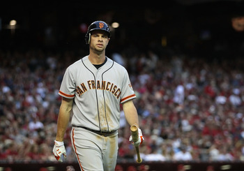 Will Brandon Belt once again perform his famous disappearing (off the roster) act?
