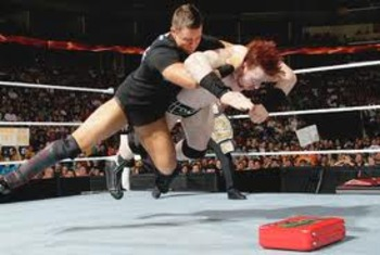 Sheamus, meet briefcase.