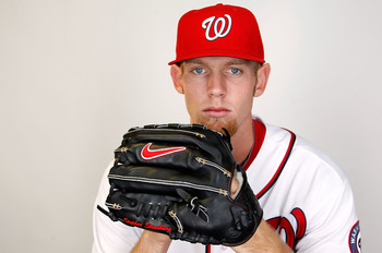 Stephen Strasburg is a front-of-the-rotation pitcher and one of the top-end pitchers Washington has on their roster.
