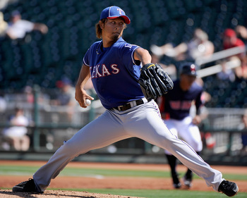 Can Yu Darvish become the ace that Texas paid for?