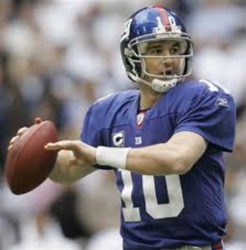 Eli Manning grabbed his second Super Bowl ring, leading the Giants past the Patriots again