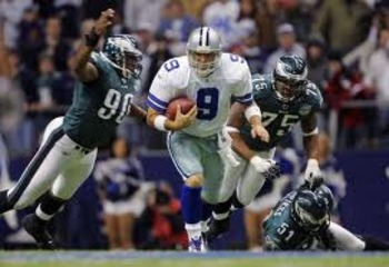 Tony Romo will need to do everything he can to stay upright and scoring points as the defense showed they could not stop most teams
