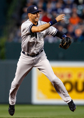Derek Jeter and the Yankees are still the team to beat in the AL East.