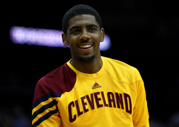 Kyrie Irving has been as good as advertised, if not better.