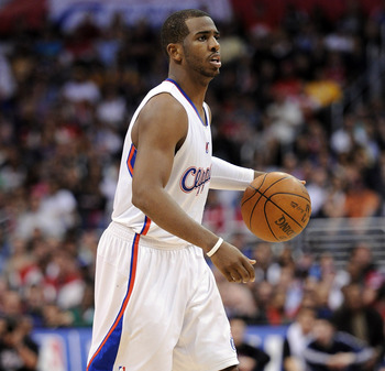 Chris Paul has provided a spark that has made the Clippers one of the league's best teams.