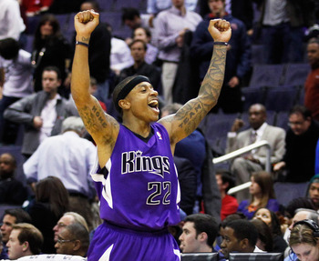 Isaiah Thomas has emerged at the point guard position.