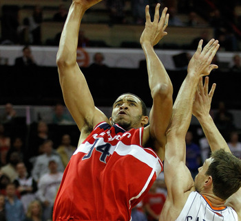 JaVale McGee was thought to be a key part of the Wizards' future.