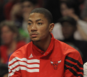 Derrick Rose has missed a number of games this season but the Bulls have still excelled.