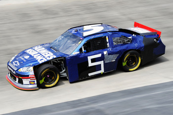 Kasey Kahne's 2012 season has been uglier than his car after his crash at Bristol