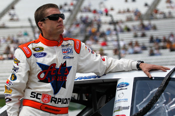 David Ragan has yet to finish in the Top 20 in 2012