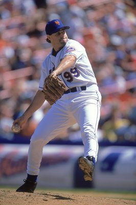 Turk Wendell pitched from 1993-2004 in the majors.