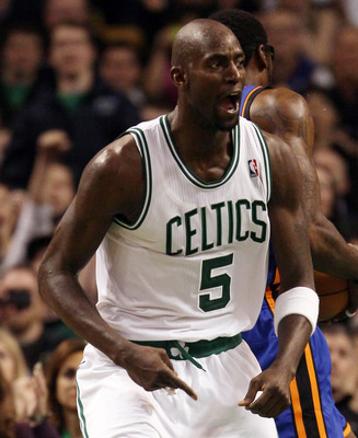 The Celtics don't want to watch Garnett win a title in another uniform.