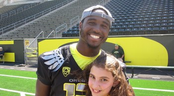 Devon Blackmon and fan-Google Images