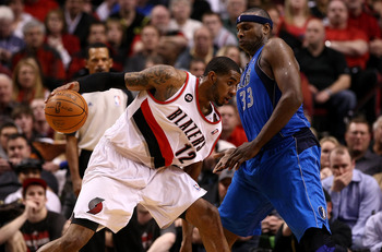 LaMarcus Aldridge is Portland's last hope.