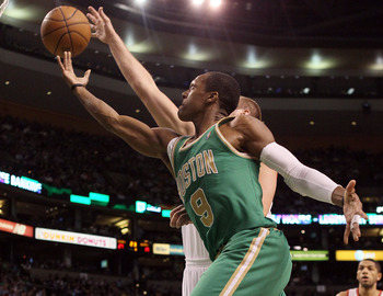 Rajon Rondo's weaknesses prevent him from be ranked higher