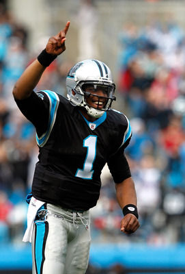 The sky is the limit for Cam Newton in 2012.