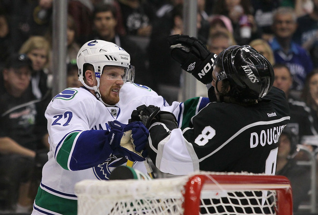 watch la kings beat vancouver canucks