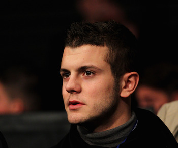 Year of Wilshere