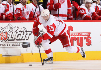Is Pavel Datsyuk healthy enough to be Pavel Datsyuk?