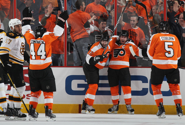 FLYERS Look to Break Postseason Losing Streak to Penguins: A Fan's Take