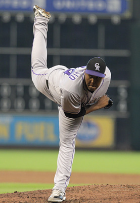 Nicasio looked good after a horrifying injury in 2011.