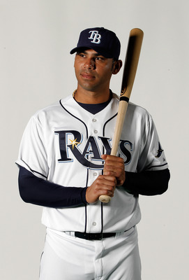 Pena is now back with the Rays.