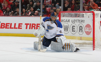 Jaroslav Halak will look to catch fire like he did in the 2009 Stanley Cup playoffs with the Montreal Canadiens