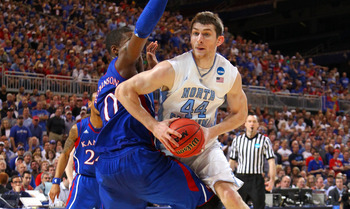 It was difficult for Zeller to get position in college and it'll be even harder in the NBA.