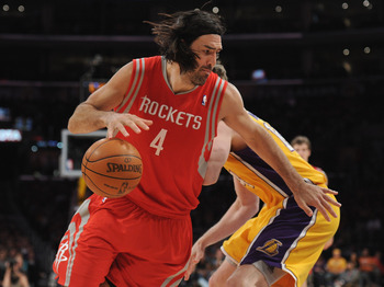Luis Scola has been really good for Houston – just not good enough to make them matter.