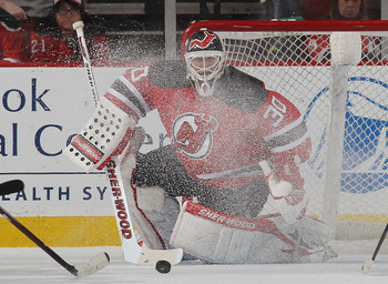 Brodeur has been through many a playoff war