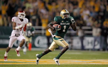 Baylor WR Kendall Wright could be a huge weapon for Colt McCoy