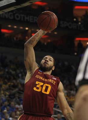 Iowa State's Royce White.