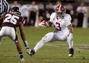 Will the Bengals trade up for Alabama's Trent Richardson?