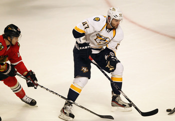 Alexander Radulov provides the skills Nashville needs.