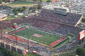 Cajun-field-ragincajuns