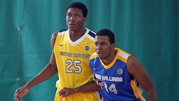 Christopher Obekpa (25). Photo via FiveStarBasketball.com