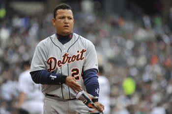 Miguel Cabrera, April 14th, 2012