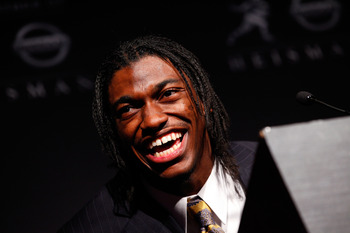 Could RG3 still be the No. 1 pick?