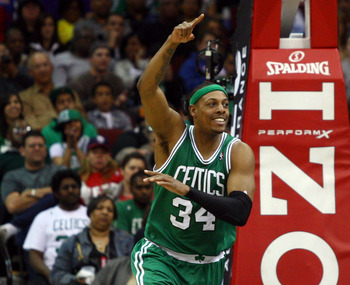 The Boston Celtics have stuck with their three big stars through thick and thin.