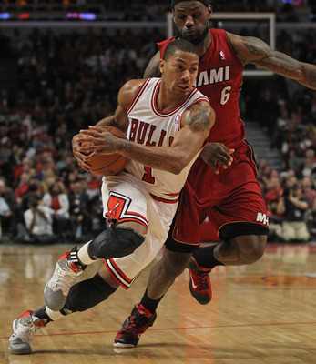 The Bulls have been without reigning league MVP Derrick Rose for 23 games this season.