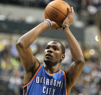 Kevin Durant has the Thunder headed toward postseason success.