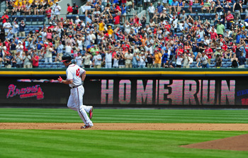 Chipper Jones has hurt the Nationals since the days of them playing in Canada.