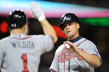 Chipper Jones has crushed division foes.