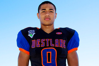 Highly regarded DB Dashon Hunt (courtesy of Bruin Pride)